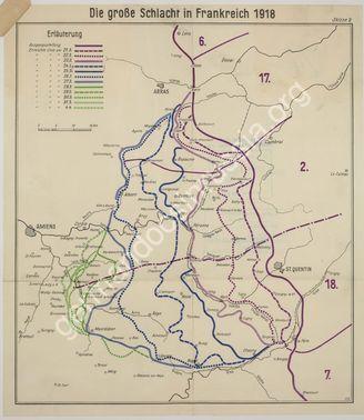 "Карта-схема: ""Великая битва во"